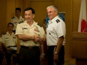 Fostering military-to-military relationships at the Pacific Chiefs Conference in Tokyo, Japan