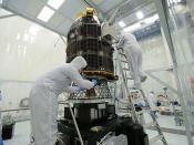 LADEE Preparations
