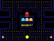 Screenshot of play area