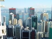 English: Hong Kong from Western District overlooking Kowloon