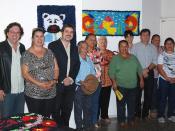 Arte Comunidade expõe trabalhos na Casa da Cultura