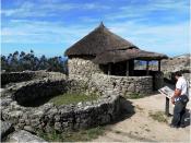 2908-Castro de Santa Tegra en A Guarda (Pontevedra)