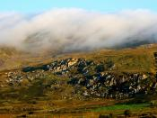 Temperature Inversion Snowdonia #dailyshoot