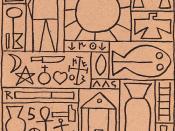 La Tradicion del Hombre Abstracto - (Doctrina Constructivista) - Joaquin Torres Garcia - Montevideo, 1938
