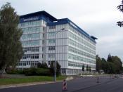 Česky: Foxconn Pardubice, dřívější Tesla Pardubice