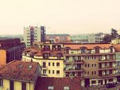 Panorama del Barrio de Ripamonti - Marzo 2013