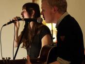 P1220334 Beau Pignon bei der Songwriter Night Special im Wohnzimmer Detmold