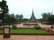 The Memorial, জাতীয় স্মৃতি সৌধ Jatiyo Smriti Soudho Independence memorial park, Savar, Dhania, Dhaka, Bangladesh