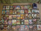My GameCube game collection