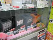 Nintendo Gamecube with Gameboy Player - Spice, Tokyo