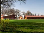 English: Factory farming in the Cloppenburg district