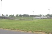 English: River Hill High School football field