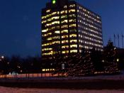 English: BP Alaska headquarters, Anchorage