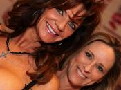 Deauxma & Jodi West - 2013 AVN Expo & AVN Awards
