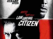 Law Abiding Citizen (soundtrack)