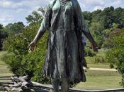 Colonization and Native Americans (Pocahontas Statue)