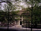 Green Hall (c. 1996)