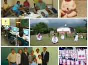 Español: carátula de trabajo personal