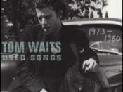 Used Songs 1973–1980