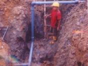 Agua Potable interconexiones