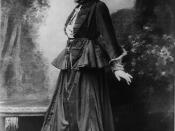 English: November 1915 Lanvin fashion from Paris