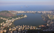 English: Lagoa Rodrigo de Freitas, Lagoon, Rio de Janeiro 2010