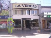 Español: Diario La Verdad, Junín, Argentina.