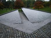 English: Canada Memorial - war memorial in Green Park, London by Canadian artist Pierre Granche
