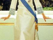 Picture of Farah Pahlavi