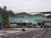 Birmingham International Airport