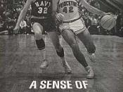 McPhee's first book (1965), was a profile of Princeton senior and future pro basketball star Bill Bradley