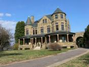 English: The Dooley Mansion at Maymont, in Richmond, Virginia