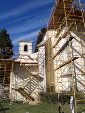 Español: Religión y reconstrucción