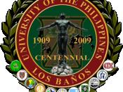 UPLB Centennial Logo