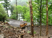 English: Residential construction at Meech Lake