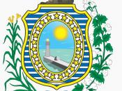 English: Coat of arms of the state of Pernambuco, Brazil. Português: Brasão do estado de Pernambuco, Brasil.