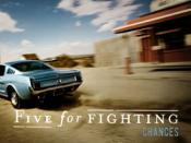 Chances (Five for Fighting song)