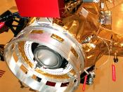 The Deep Space 1 experimental solar-powered ion propulsion engine