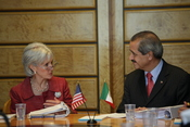 U.S. - Mexico Bilateral at World Health Assembly 1