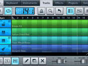 FL Studio Mobile version 1.0 for iOS