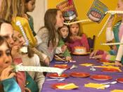 English: Children's Museum & Theatre of Maine Birthday Party Room