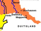 English: dialect of Kleve, Germany, dialect area Nederlands: Kleverlands, dialectgebied
