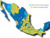 Español: Contamos con 19 oficinas regionales en el país: -Aguascalientes -Oaxaca -Bustillos -Poza Rica -Chiapas -Puerto de Veracruz -Guanajuato -Puebla -Huasteca -Rarámuri -Los Tuxtlas -Tamaulipas -Morelos -Tijuana -Valle de México -Nayarit -Tlapa -Valle