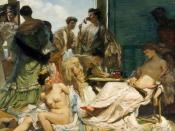 English: Summer Time, painting by Rupert Bunny, c. 1907, Art Gallery of New South Wales