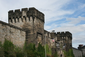 Philadelphia's Eastern State Penitentiary. Main gate.