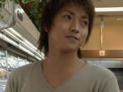 Tatsuya Fujiwara as Light in the Death Note film series