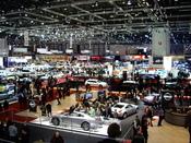 Geneva Motor Show, March 2008