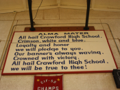 English: Picture of the CHS alma mater