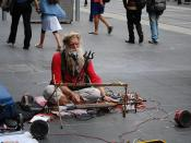 Closer - New Age guru Busker