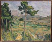 Mont Sainte-Victoire, Paul Cézanne 1882-5